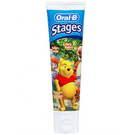 אוראל בי משחת שיניים לילדים
