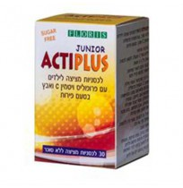 ACTI-PLUS JUNIOR 30 TAB
