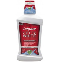 COLGATE OPTIC MOUTH WASH