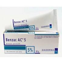 BENZAC AC 5%     60 GR
