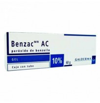 BENZAC AC 10%    60 GR